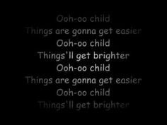 Ooh Child (Things Are Gonna Get Easier) by The Five Stairsteps 1970.  I heard this tonight on DWTS - forgot how much I loved this song and how happy it makes me!!