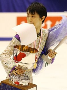 Yuzuru had a good day!!!