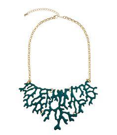 Anna & Ava Coral Reef Statement Necklace | Dillards.com