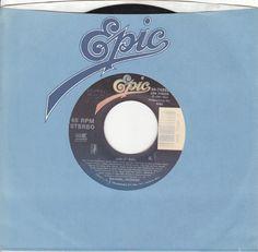 "Michael Jackson / Jam / Rock With You / 7"" Vinyl 45 RPM Jukebox Record #KingOfPop #HeavyD #RnB #Music"