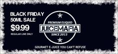 Vapor Joes - Daily Vaping Deals: A DEAL YOU CAN'T REFUSE: JUICEMAFIA - 50ML OF JUIC...