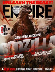 "Photo: New ""Godzilla"" Full Body Shot | News | Dark Horizons"