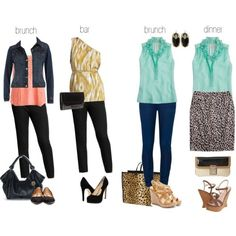 Going-Out outfits for adults
