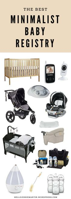 This is the best, most complete minimalist baby registry. It is geared towards the mama who is trying to be mindfully minimalistic & create a beautiful, aesthetically pleasing, quality baby registry.