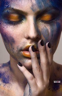 YanMcLine beauty color makeup