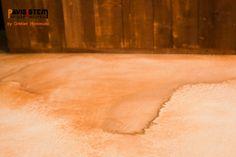 #spatolato #grigio #acidobrown #acidificato #unico #decorativo #innovativo #innovativesurfaces #inimitabile #idealwork #negozio