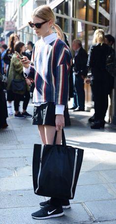 dfd344833a4b Tragen, Einkaufen, Mode Für Frauen, Mailänder Modewoche, Pariser Mode, Mode  Herbst