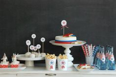 Space Cowboy Birthday Party - Cowboy, Space Party Ideas |