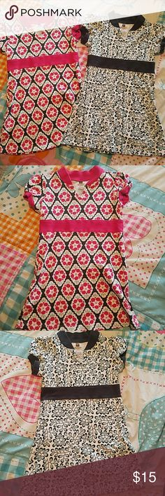 2 Tea dresses size 4, EUC 2 beautiful Tea dresses, excellent condition. These are so pretty. Willing to separate, let me know! Bundle and save! Tea Collection Dresses Casual