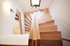 Betontreppe mit Holz 11 | Treppenbau Becker