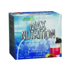 Ultralife Max Nutrition