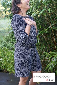 Ma petite robe Vanessa Pouzet