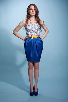 you ARTOO cute in this dress. $90.00, via Etsy.