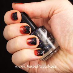 This Year's Hallowed Nails ! | Male Polish(es)