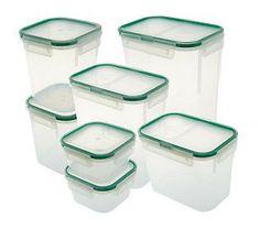 Emeril by Snapware 7-Piece Storage Container Set