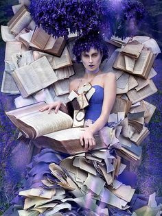A ForgottenTale by Kirsty Mitchell.