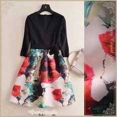 Dress Hairstyles, High Waisted Skirt, Classy, One Piece, Hair Styles, Skirts, Outfits, Clothes, Sewing