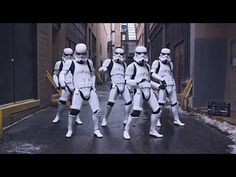 CAN'T STOP THE FEELING! - Justin Timberlake (Stormtroopers Dance Moves & More) PT 7 - YouTube