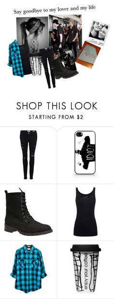 """""""Say goodbye"""" by metteaadahl on Polyvore featuring Frame Denim, Samsung, Wet Seal, Juvia, Dot & Bo, women's clothing, women's fashion, women, female and woman"""