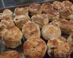 Mum's scones.