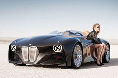 The BMW 328 Hommage was a 75th anniversary ultra-lightweight sports car built to echo the same principles used to create the original 328 in 1936. Hit the image to watch the video to see how similar the cars are...