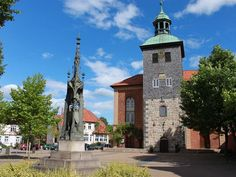Kloster Walsrode in der Lüneburger Heide