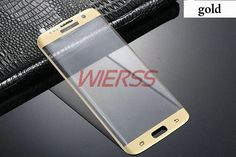9H 3D Curved Full Coverage tempered Glass Screen Protector film For Samsung Galaxy S6 Edge plus Edge+ G925 G928 /S7 Edge G935