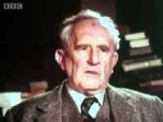 BBC Archival Footage In Their Own Words: British Writers; J.R.R. Tolkien Part 2
