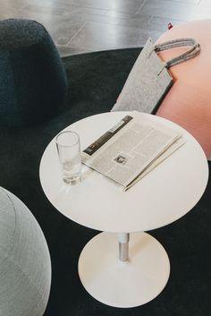 from Arper Brief 2014 4.2 WORK LIFE Pix tables design Ichiro Iwasaki