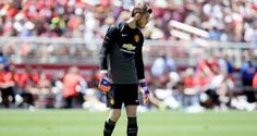David De Gea pen new Manchester United contract Echoing latest football gist