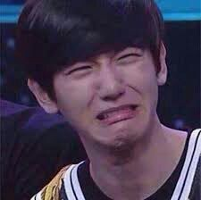 New Memes Kpop Sem Legenda Ideas Kaisoo, Chanbaek, Baekhyun, Memes Exo, K Meme, Memes Funny Faces, Cute Memes, K Pop, Exo Stickers