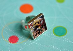 DIY Memories Ring