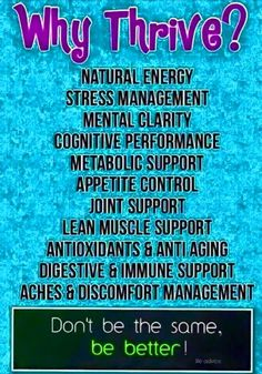 Weight Management, Appetite Control, Mood Support, All Day Energy, Lean Muscle Support. Are you ready to Thrive? Place your order today! Stress Management, Weight Management, Get Healthy, Healthy Life, Healthy Living, Thrive Life, Level Thrive, Metabolism Support, Thrive Le Vel