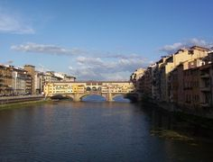 Touring Italy: The City of Florence