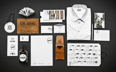 Basically the most amazing branding I've ever seen. Hotel Daniel - Branding & Photography by moodley brand identity , via Behance Corporate Identity Design, Brand Identity Design, Graphic Design Branding, Visual Identity, Personal Identity, Design Agency, Design Hotel, Design Corporativo, Logo Design