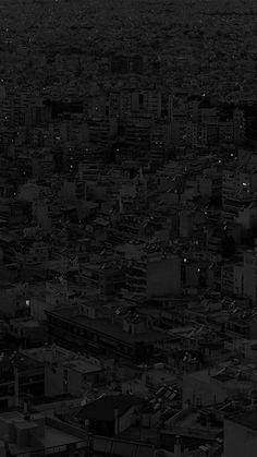 wallpaper for iPhone, iPad Dark Phone Wallpapers, Dark Wallpaper Iphone, City Wallpaper, Scenery Wallpaper, Wallpaper Backgrounds, Black Background Wallpaper, Black And White Wallpaper, Black Aesthetic Wallpaper, Aesthetic Backgrounds