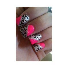 cutsie nail design