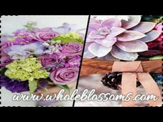 If you are interesting in making your wedding décor stand out, then you need to buy bulk flowers for wedding from http://www.wholeblossoms.com/.