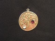 Celtic Tree of Life by rockettsforge on Etsy, $125.00