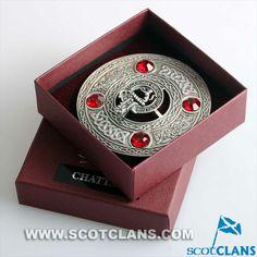 Chattan Clan Crest P