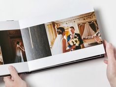 Shop the perfect wedding photo album for your style and budget. These wedding photo books will help you relive your favorite nuptial moments. Country Wedding Photos, Wedding Photo Books, Funny Wedding Photos, Romantic Wedding Photos, Wedding Photo Albums, Wedding Shot, Wedding Ideas, Country Weddings, Vintage Weddings