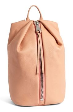 Aimee Kestenberg 'Tamitha' Backpack at my Nordstrom they had turquoise, black and a taupe. Gorgeous silver hard wear.  ت♥