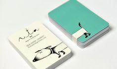 Dog Business Card Design | Pet Graphic Design