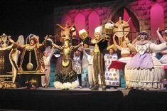 beauty and the beast broadway costumes | Musicals.Net - View topic - Beauty and The Beast Pics
