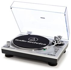 Turntable Audio-Technica AT-LP120-USBHC - Thomann #music #gift #turntable