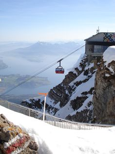 Lucerne, Switzerland - Swiss Alps. Awesome memories with my hubby. up to the top we went 5 mos pregnant and so sick.
