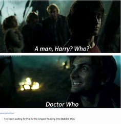 Before he was Kilgrave, David Tennant was Barty Crouch Jr. #harrypotter