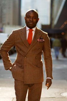 On the Street….The Right Fit DB, NYC « The Sartorialist  #Aim2Win