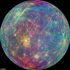 Nasa has released an image taken by the probe's Visual and Infrared Spectrometer…