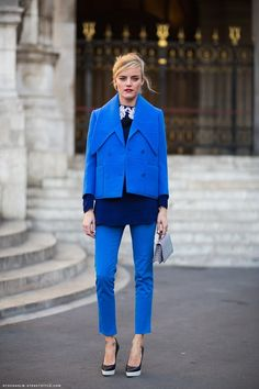 all in #cobalt ...yes please... http://rstyle.me/n/bxia2nqmn